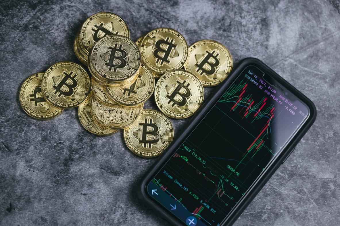 仮想通貨(暗号資産)イメージ